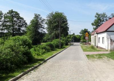 Ulica Młyńska po remoncie