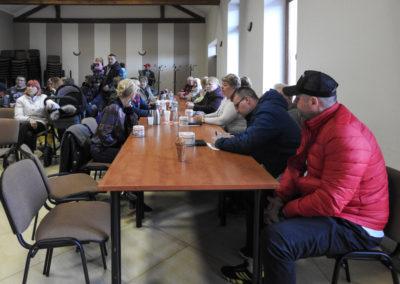 Wybory sołtysa w Ownicach 2019 fot 1