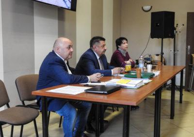 Wybory sołtysa w Ownicach 2019 fot 3