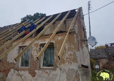 Remont domu pani Januszewskiej fot 19