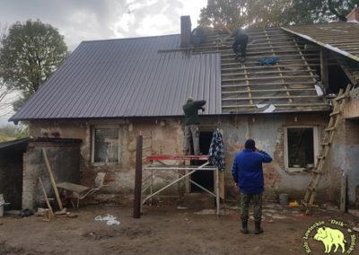 Remont domu pani Januszewskiej fot 43