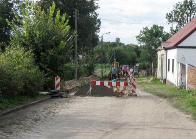 Remont ulicy młyńskiej 1
